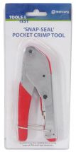 Mercury 120.917 Coaxial Cabling Tool Snap Seal Pocket Crimping Pliers F-Type New