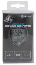 Mercury Wireless Bicycle Speedo 460.115