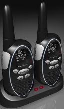 Magicbox 211355 Pebble Twin Long Range Two Way Radio Walkie Talkie Rechargeable