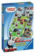 Ravensburger 21058 Thomas & Friends Roads and Rails Childrens Board Game - New