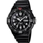Casio Men's Black Watch MRW200H-1B