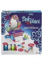 Play Doh Doh Vinci Style & Store Vanity Design Kit A7197