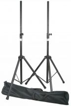 QTX 180.550UK Speaker Stand Kit & Bag