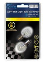 BoyzToys W5W Side Light Bulb Twin Pack RY540