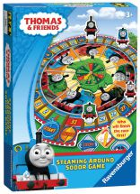 Ravensburger 21059 Thomas & Friends Steaming Around Sodor Childrens Board Game