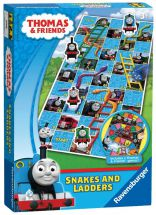Ravensburger Thomas & Friends Snakes & Ladders Board Game 21121