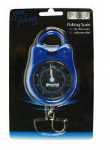 Boyz Toyz RY188 Fishing Angling Calibrated Weighing Scales lbs 5 Kgs Scale Blue