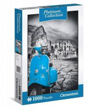 Clementoni 39399 High Quality 1000 Piece Platinum Collection Colosseo Puzzle