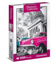 Clementoni 39400 High Quality 1000 Pieces 4 Platinum Collection Cuba Puzzle