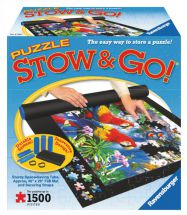 Ravensburger 81882 Stow And Go! Jigsaw Puzzle Storage Roll for up to 1500 Piece