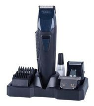 Wahl 9860-801 Mens Hair Clipper Grooming Kit Cordless Rechargeable Lithium Ion