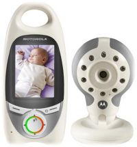 Motorola MBP31 Digital Video Baby Monitor Camera Colour LCD Screen Night Vision