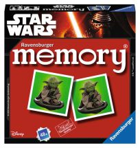 Ravensburger 21239 Star Wars Memory Snap Card Game Disney Children Kids - Multi