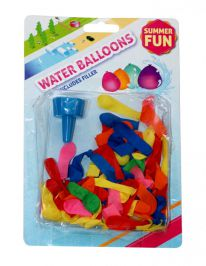 BoyzToys Water Balloons – Assorted Colours RY797