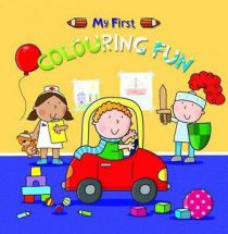 Holland Publishing My First Colouring Fun 491H