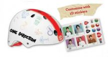 One Direction Lightweight Skateboard Helmet