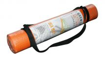Phoenix Fitness Lightweight Yoga Mat, Case & Shoulder Strap RY923