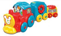 Clementoni 17168 Entertaining Towable & Connectable Disney Baby Activity Train
