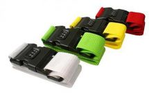 BoyzToys RY458 Gone Travellin' Combination Locking Luggage Strap Assorted Colour