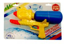 BoyzToys Pump Action Water Pistol � Assorted Colours RY807
