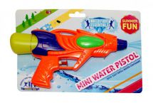 BoyzToys RY806 Outdoors Summer Fun Plastic Mini Water Pistol Assorted Colours
