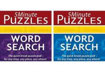 Holland Publishing Five Minute Word Search Puzzles 971H