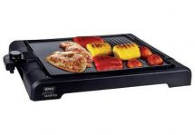 Wahl James Martin Black Table Grill ZX833