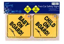 BoyzToys Baby & Child On Board RY198