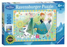 Ravensburger 10584 Disney Frozen Fever XXL 100 Piece Childrens Jigsaw Puzzle New
