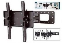 Lloytron T310M VESA 75 100 200 Black LCD TV Wall Mount Full Range Motion 32