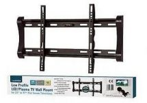 Lloytron T311S VESA 75 100 200 Black LCD Plasma TV Wall Mount Static 23