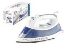 Lloytron E7701 2000w Cyclone Steam Spray Clothes Iron Stainless Steel Soleplate