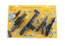 BoyzToyz 5 Piece Cycle Accessory Kit RY131
