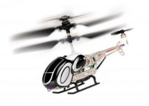 Gift House 3-Channel Remote Control Micro Helicopter