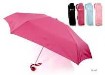 KS Brands UU0040 Umberella Micromini Handbag Size Brolly Striped Assorted Colour