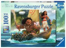 Ravensburger 10719 High Quality Disney Moana XXL 100 Pieces Jigsaw Puzzle Game