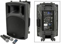 QTX 178.853 QXPA Portable PA Unit With USB/SD/FM & Bluetooth