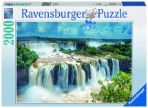 Ravensburger 16607 Waterfall Colourful Jigsaw Puzzle 2000 Pieces 12-18 Years New