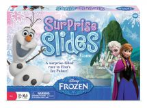 Ravensburger 22480 Disney Frozen Surprise Slides Family Childrens Game - New