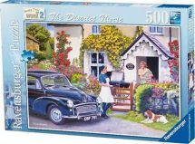 Ravensburger Happy Days at Work - The District Nurse Jigsaw 14168