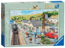 Ravensburger Escape to the Country - The Country Station Jigsaw 19156
