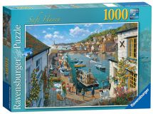Ravensburger 19158 Colourful High Quality Safe Haven 1000 Pieces Jigsaw Puzzle