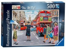 Ravensburger 14737 Happy Days at Work No 13 The WPC 500 Pieces Jigsaw Puzzle