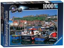 Ravensburger 19316 Photo Gallery Whitby 1000 Piece Adult Large Jigsaw Puzzle New
