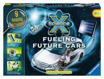 Ravensburger 18928 Science X Fueling Future Cars Childrens Activity Kit - New