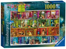 Ravensburger 19694 High Quality A Stitch in Time 1000 Pieces Jigsaw Puzzle Game