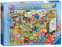 Ravensburger Best of British The Car Boot Sale Jigsaw 19106