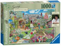 Ravensburger Gardening World Spring Time Jigsaw 19108