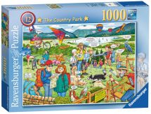 Ravensburger Best Of British The Country Park Jigsaw 19436