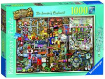 Ravensburger 19597 Colin Thompson The Inventors Cupboard Jigsaw Puzzle 1000 Pc